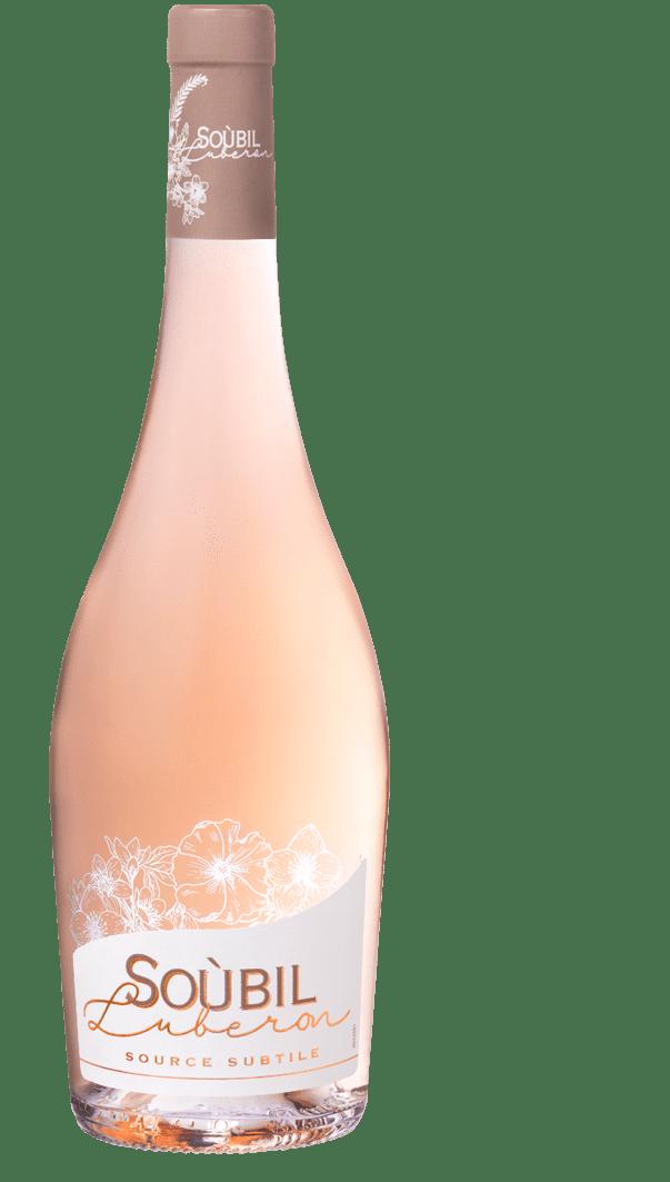 Rosé Soubil Luberon