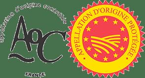 Soùbil Luberon appellation d'origine controllée et protégrée (AOC-AOP)